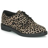 Zapatos Mujer Derbie André NEVIS Gris