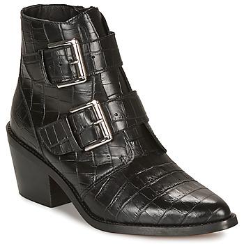 Zapatos Mujer Botines André NAPOLITA Negro