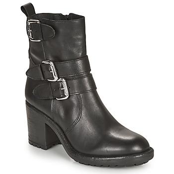 Zapatos Mujer Botines André NASHUA Negro