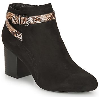 Zapatos Mujer Botines André EVA Negro