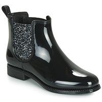 Zapatos Mujer Botas de caña baja André BULLE Negro