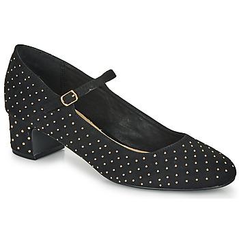 Zapatos Mujer Bailarinas-manoletinas André LERNER Negro