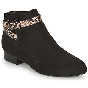 Zapatos Mujer Botines André EVANE Negro