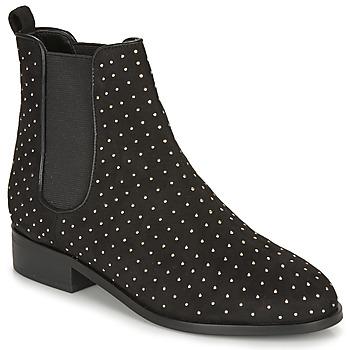 Zapatos Mujer Botas de caña baja André LOULLA Negro