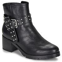 Zapatos Mujer Botas de caña baja André NILLA Negro