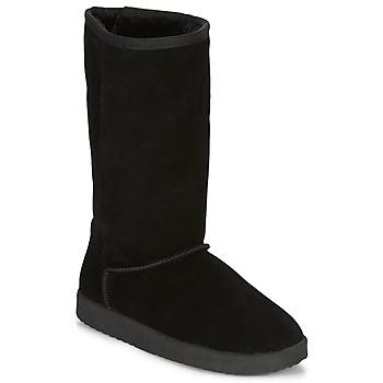 Zapatos Mujer Botas de caña baja André TOULOU Negro