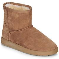 Zapatos Mujer Botas de caña baja André TOUSNOW Camel