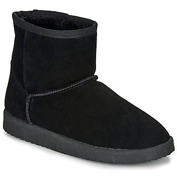 Zapatos Mujer Botas de caña baja André TOUSNOW Negro