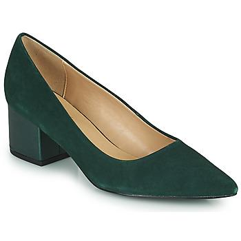 Zapatos Mujer Zapatos de tacón André LAMOUR Verde