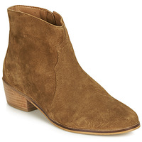 Zapatos Mujer Botas de caña baja André ELEANA Camel