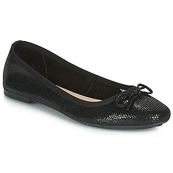Zapatos Mujer Bailarinas-manoletinas André PIETRA Negro