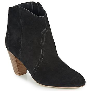 Zapatos Mujer Botines André ETOILA Negro