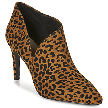 Zapatos Mujer Botines André LYNA Leopardo