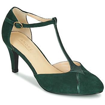 Zapatos Mujer Zapatos de tacón André LOUCIANE Verde