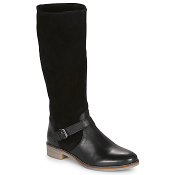 Zapatos Mujer Botas urbanas André ELIA Negro