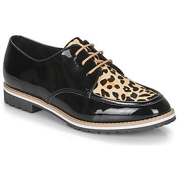 Zapatos Mujer Derbie André CHARLELIE Leopardo