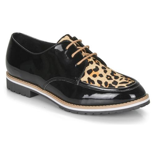 André CHARLELIE Leopardo - Envío gratis | ! - Zapatos Derbie Mujer