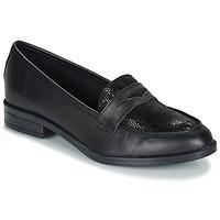 Zapatos Mujer Mocasín André EMERAUDE Negro