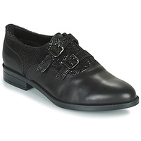 Zapatos Mujer Derbie André ESMA Negro