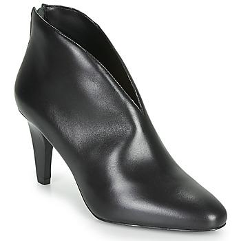 Zapatos Mujer Botines André LORA Negro