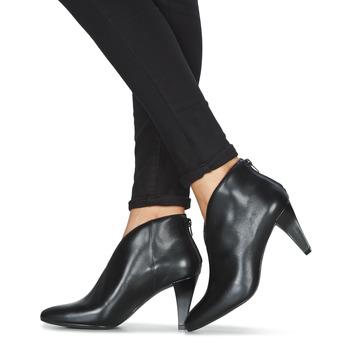 André LORA Negro - Envío gratis |  - Zapatos Botines Mujer 8720