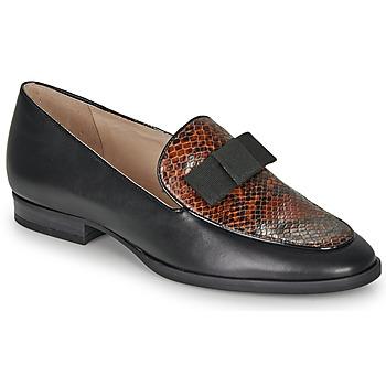 Zapatos Mujer Mocasín André LA COURTOISE Negro