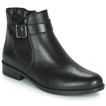 Zapatos Mujer Botas de caña baja André ESMERALDA Negro