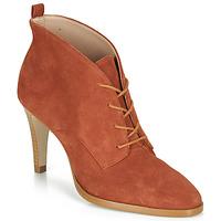Zapatos Mujer Botines André LITCHI Naranja