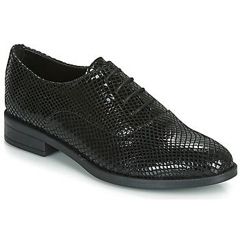 Zapatos Mujer Derbie André MOBI Negro