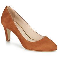 Zapatos Mujer Zapatos de tacón André LINAS Camel