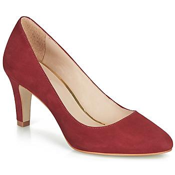 Zapatos Mujer Zapatos de tacón André LINAS Rojo