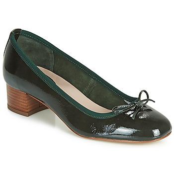 Zapatos Mujer Bailarinas-manoletinas André POEME Verde