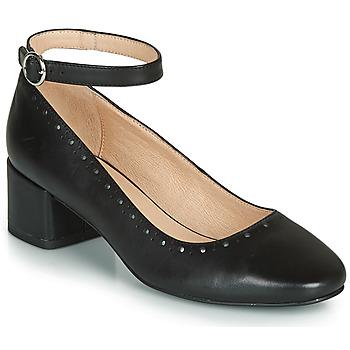 Zapatos Mujer Bailarinas-manoletinas André LAUREATE Negro