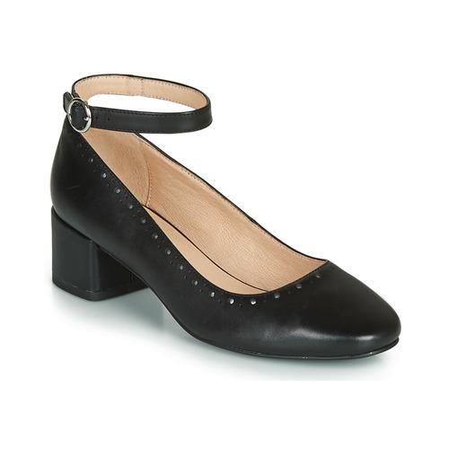 André LAUREATE Negro - Envío gratis | ! - Zapatos Bailarinas Mujer