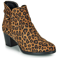 Zapatos Mujer Botines André MARYLOU Leopardo