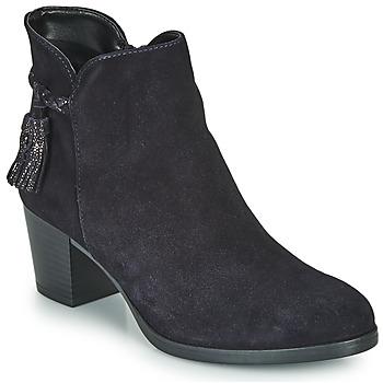Zapatos Mujer Botines André MARYLOU Marino