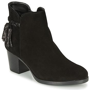Zapatos Mujer Botines André MARYLOU Negro