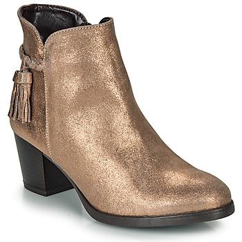 Zapatos Mujer Botines André MARYLOU Dorado