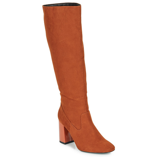 André LUXURY Naranja - Envío gratis   ! - Zapatos Botas urbanas Mujer