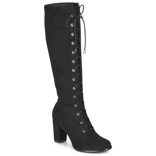 Zapatos Mujer Botas urbanas André LUCETTE Negro