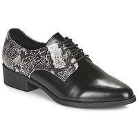 Zapatos Mujer Derbie André NOUGATINE Negro / Estampado