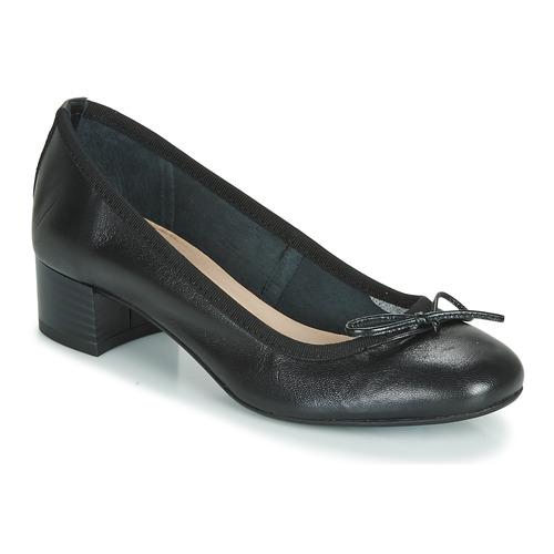 André POEME Negro - Envío gratis | ! - Zapatos Bailarinas Mujer