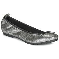 Zapatos Mujer Bailarinas-manoletinas André NANA Plateado