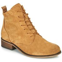 Zapatos Mujer Botas de caña baja André GODILLOT Ocre