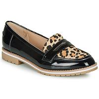Zapatos Mujer Mocasín André PORTLAND Leopardo