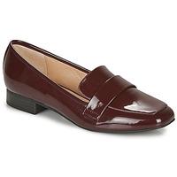 Zapatos Mujer Mocasín André LYS Rojo