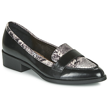 Zapatos Mujer Mocasín André NOIX Negro