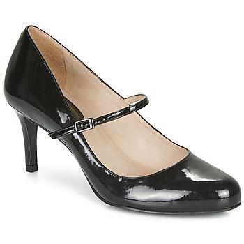 Zapatos Mujer Zapatos de tacón André LUCIOLLE Negro / Barniz
