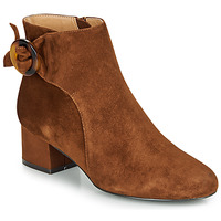 Zapatos Mujer Botines André LOUISON Cognac