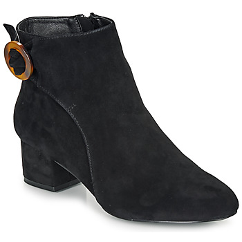 Zapatos Mujer Botines André LOUISON Negro